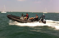 Bembridge Powerboat Redbay Rib